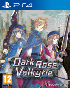 Dark Rose Valkyrie - PS4
