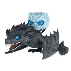 Funko Pop! Rides Game of Thrones Night King on Dragon