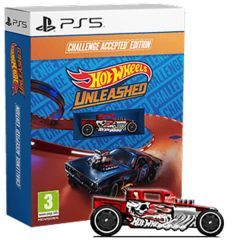 Hot Wheels Unleashed - Challenge Accepted Edition - PS5