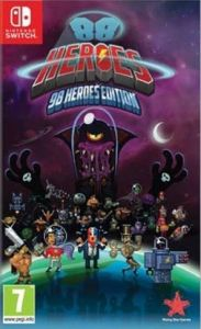 88 Heroes (98 Heroes Edition) - Switch