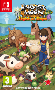 Harvest Moon Light of Hope (Special Edition) - Switch