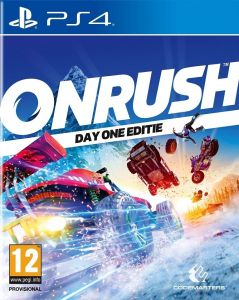 OnRUSH (Day 1 Edition) - PS4