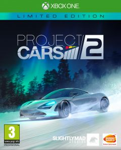 Project Cars 2 (Limited Edition) - XBOXONE