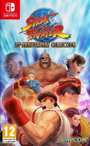 Street Fighter: 30th Anniversary Collection - Switch