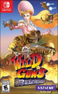 Wild Guns Reloaded (USA) - Switch