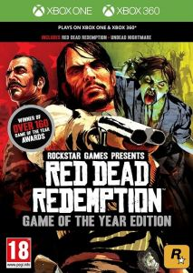 Red Dead Redemption GOTY Edition - X360/XBOXONE