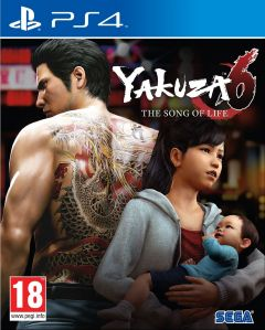 Yakuza 6 The Song of Life (Essence of Art Edition) - PS4