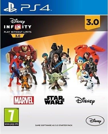 Disney Infinity 3 0 (Game Only) - PS4